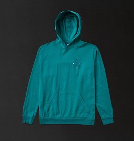 Numbers Edition 2 Tone 12:45 Angel Jersey Pullover Deep Turquoise