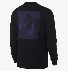 cf44c7100ca927 Converse USA Inc. Cons Purple L S Black