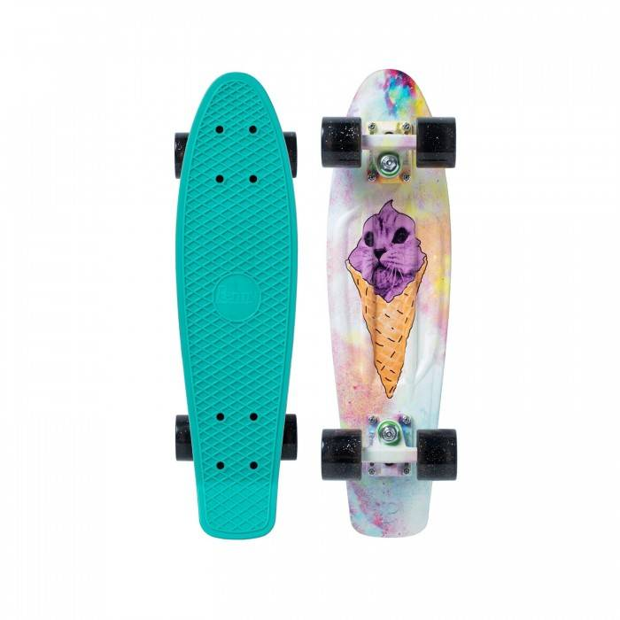 """Penny Skateboards Penny Complete Kitty Cone 22"""""""