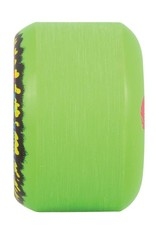 Santa Cruz Skateboards Slime Balls Vomit Mini Neon Green 56mm