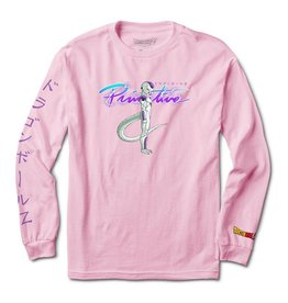 Primitive Frieza LS Pink Tee