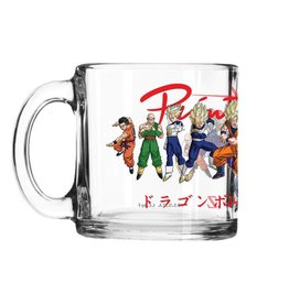Primitive DBZ Heros Mug