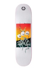 Welcome Skateboards Masquerade on Enenra White 8.5""