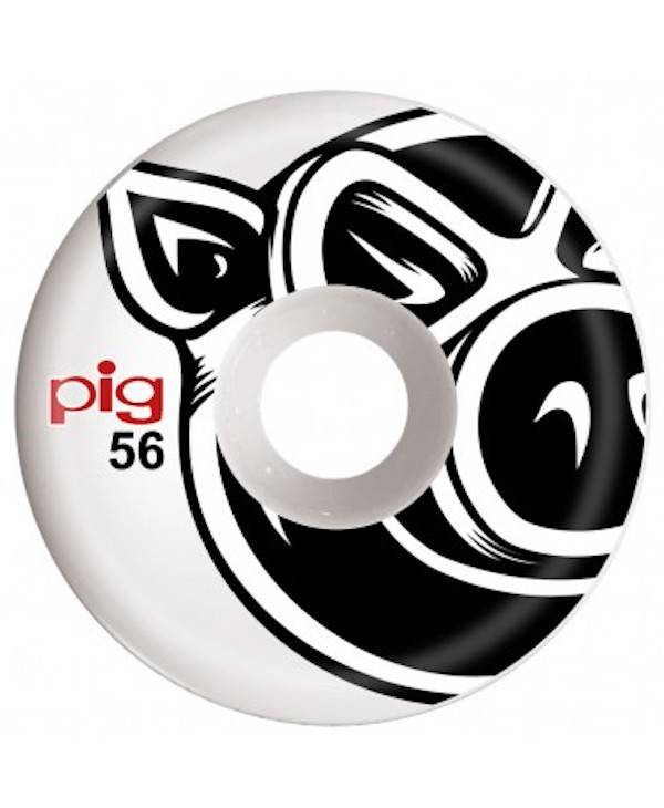 Pig Wheels Pig Head C-Line 56mm