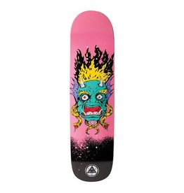 """Welcome Skateboards Old Nick on Bunyip Pink 8.0"""""""