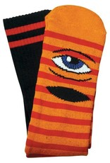 Toy Machine Sect Eye Stripe Org/Red Sock