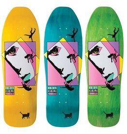 """Welcome Skateboards Miller Faces on Sugarcane Various Stains 10"""""""