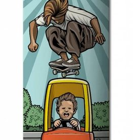Plan B Skateboards Sheffey Ollie Mini 7.6""