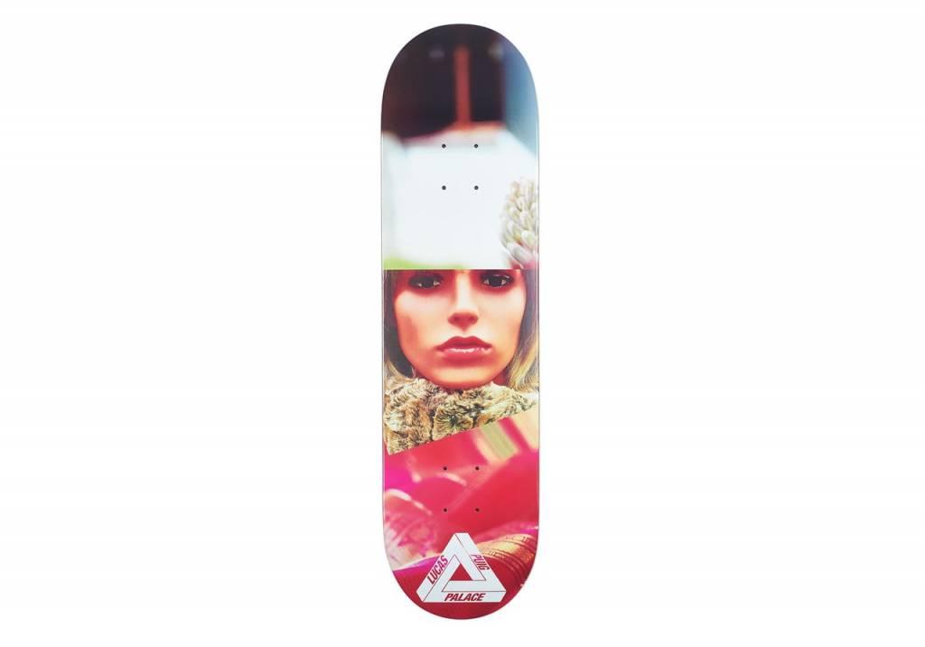 Palace Skateboards Lucas Puig Pro S12 8.125