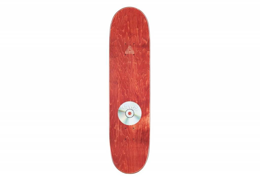 Palace Skateboards CD White 8.0