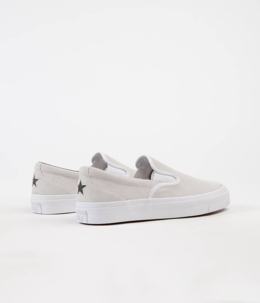 Converse USA Inc. One Star CC Slip White/Black/White