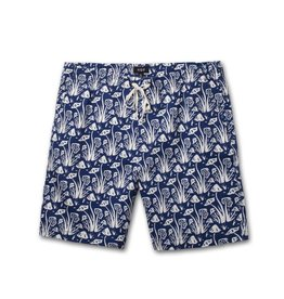 HUF Dont Trip Easy Short Blue