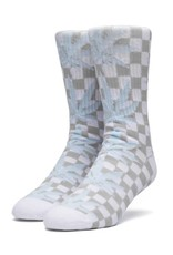 HUF Checkered Plantlife Socks White