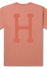 HUF Over Dye Classic H Coral Haze