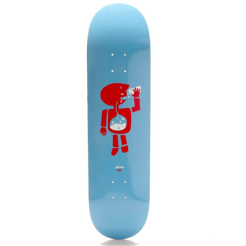 "CallMe917 Aidan Mackey Pro Deck Blue 8.25"""