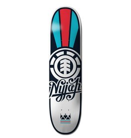 Element Skateboards Nyjah Script Twig 7.6""