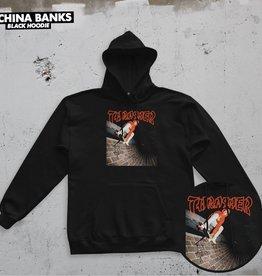Thrasher Mag. China Banks Hood Black