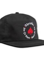 Thrasher Mag. Oath Snapback Black