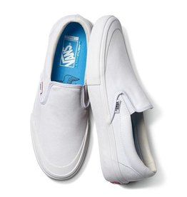 Vans Shoes Slip-On Pro Andrew Allen White