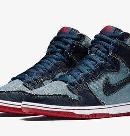 Nike USA, Inc. Nike SB Dunk High TRD QS Midnight Navy