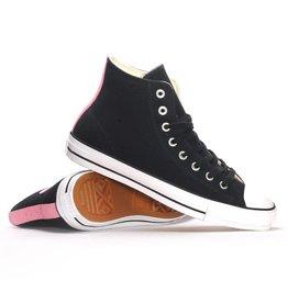 53a86861e57f39 Converse USA Inc. CTAS Pro Hi Black Pink
