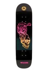 "Welcome Skateboards Loris Loughlin on Bunyip Black/Surf Fade 8.0"""
