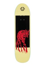 Welcome Skateboards Maned Woof on Pysanka Pale Yellow 8.5""