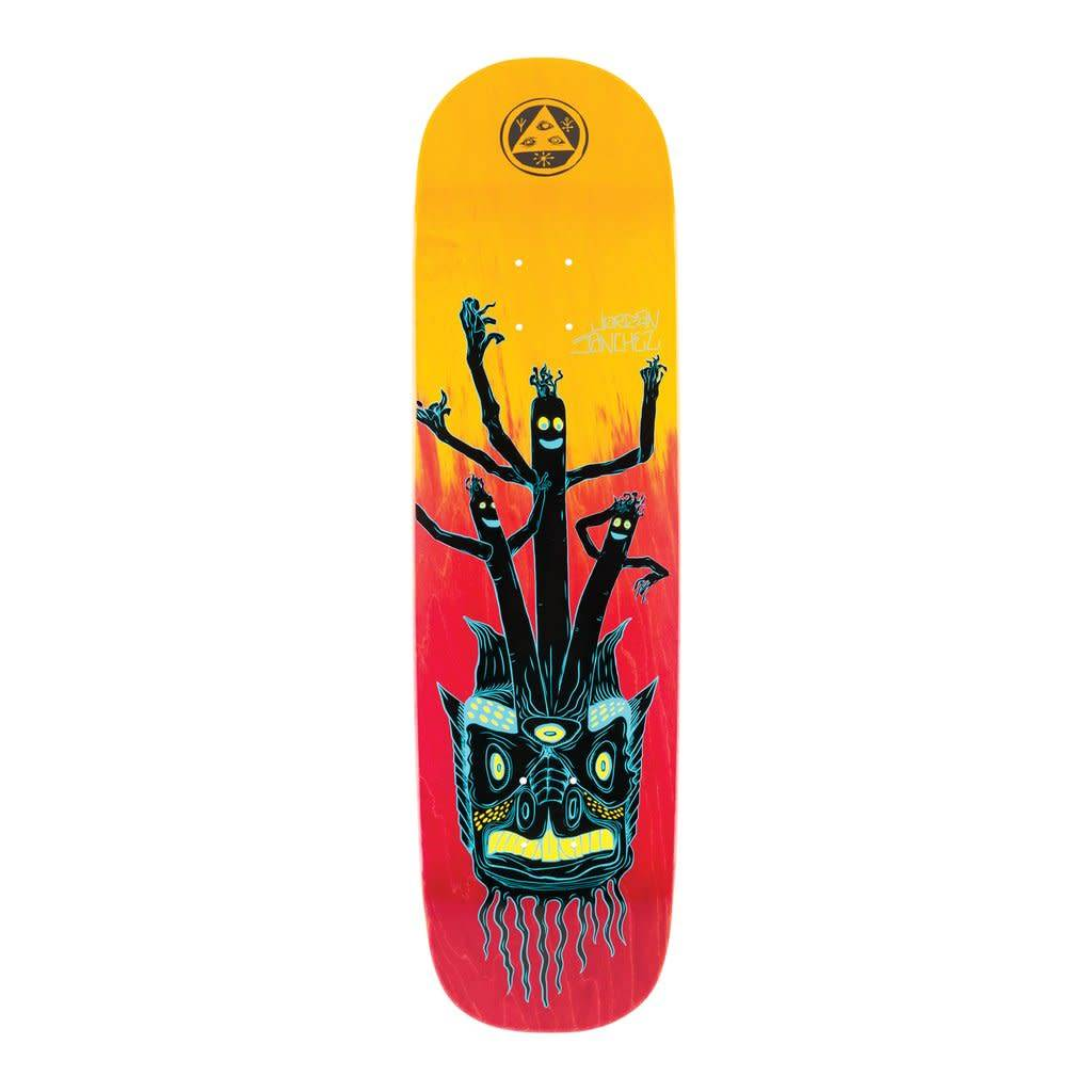 Welcome Skateboards Balloon Boys on Nibiru Gradient Stain 8.75""