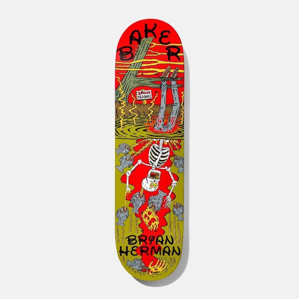 "Baker Skateboards Ways to Die BH 8.0"""