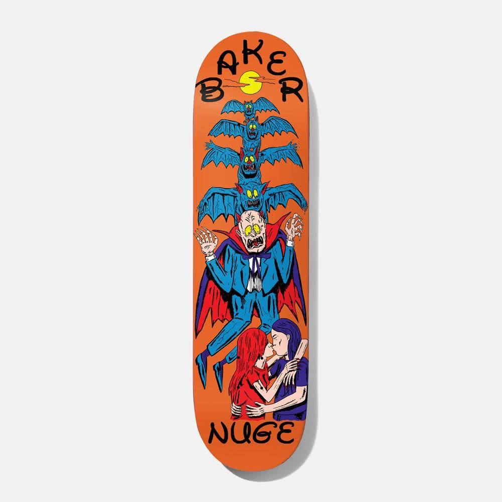 "Baker Skateboards Ways to Die DN 8.25"""
