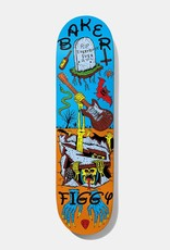 Baker Skateboards Ways to Die JF 8.5""