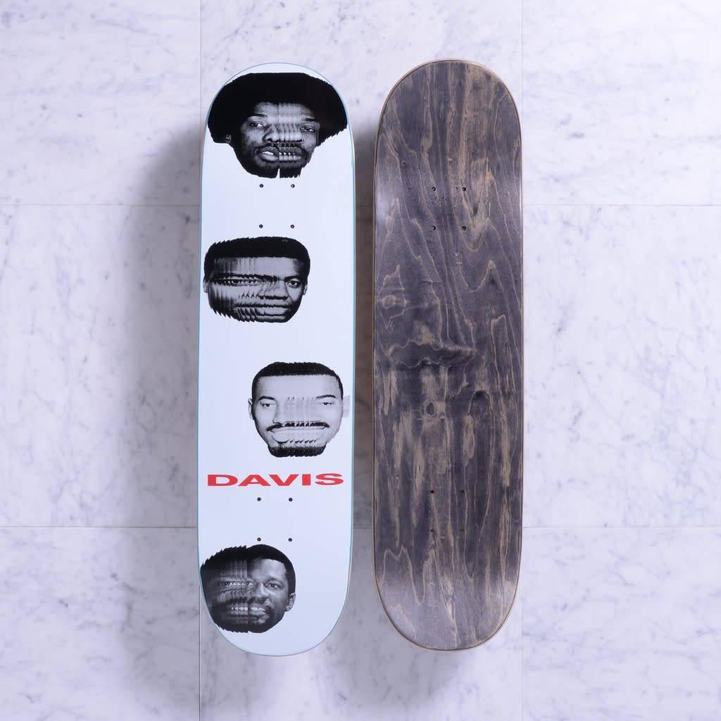 Quasi Skateboards Heads 8.125 Soap
