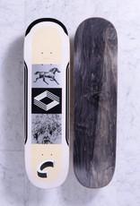 Quasi Skateboards VG++ 8.25 Peach