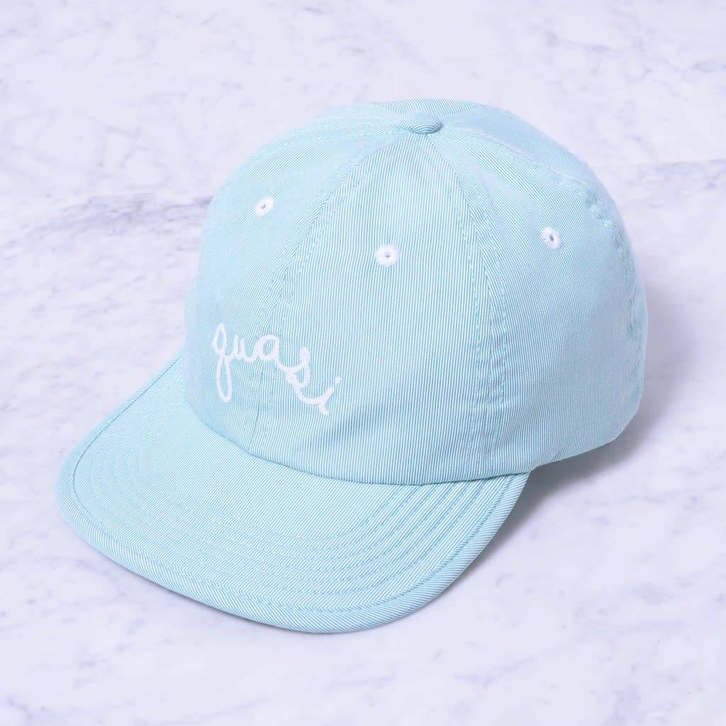 Quasi Skateboards Pinner 6 Panel Jade