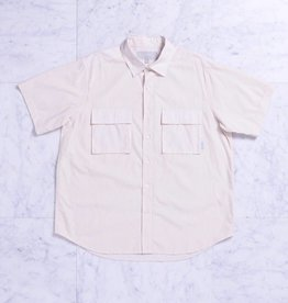 ff1a13d2104e Quasi Skateboards Fred Button Up Tan