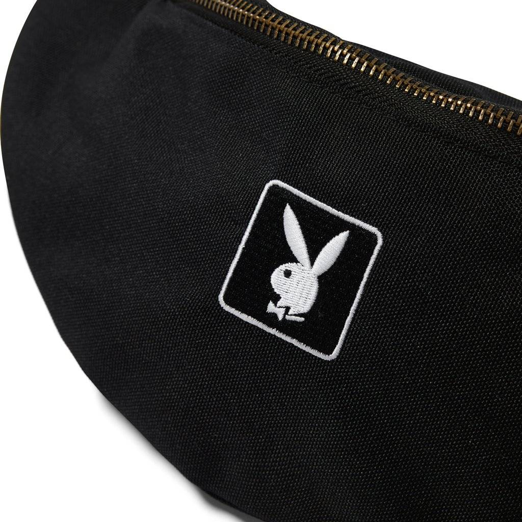 Good Worth & Co Playboy Hip Bag Black