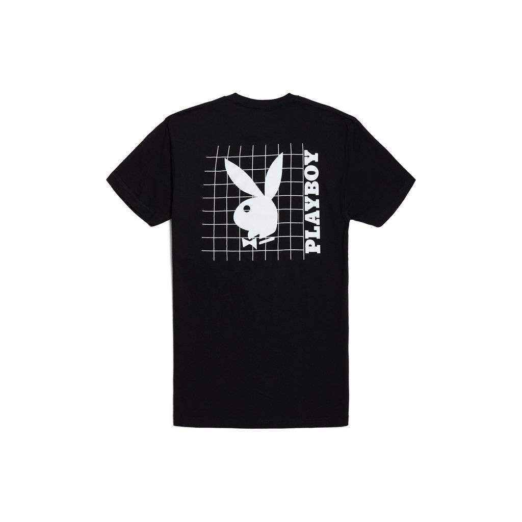 Good Worth & Co Playboy Grid Tee