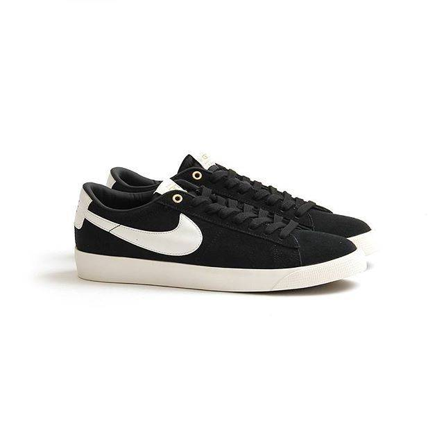 Nike USA, Inc. Blazer Low GT QS Black/Sail