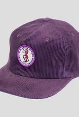 Pass~Port Drunk At Your Wedding Cord Cap Purple