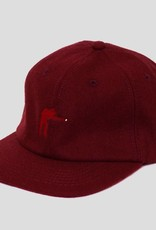 Pass~Port Pool Woolen Cap Burgandy