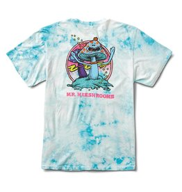 Primitive Mr. Meeshrooms Light Blue Washed Tee