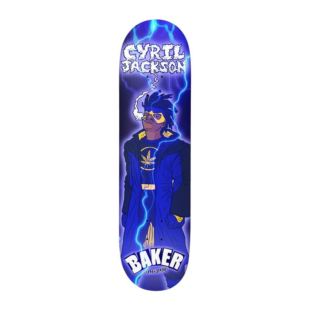 """Baker Skateboards Virgil CJ 8.38"""""""