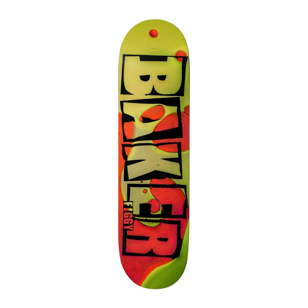 "Baker Skateboards Brand Name Lava JF 7.875"""