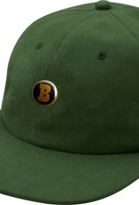 Baker Skateboards Mini B Rivet Hunt Green Snapback