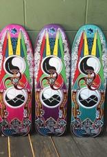 Prime Skateboards Jef Hartsel Globes Reissue 2 Old School Shape