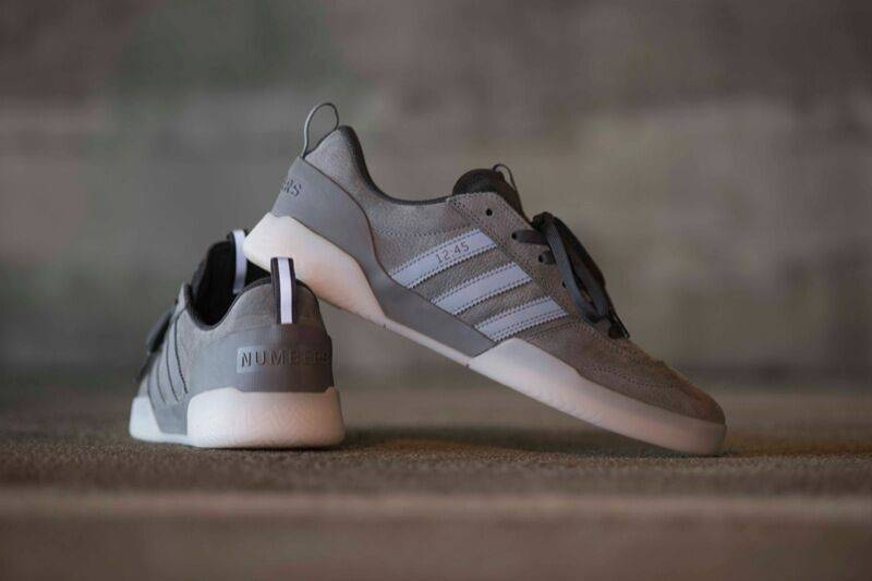 Adidas City Cup x Numbers Grey/Carbon