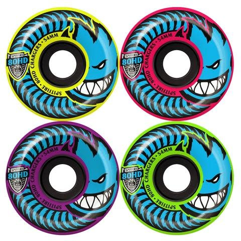 Spitfire Wheels 80HD Conical Mashup