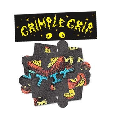 Anti Hero Grimple Puzzle Griptape