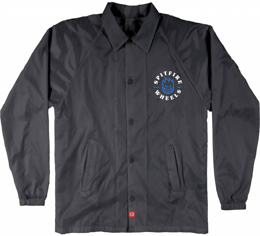 Spitfire Wheels Bighead Classic Black Youth Jacket