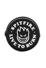 Spitfire Wheels LTB Bighead Black Coin Pouch